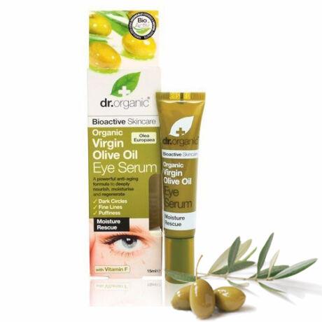 Dr. Organic Bio olíva szemkörnyékápoló