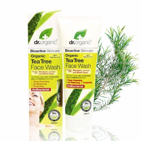 Dr. Organic Bio teafaolaj arclemosó