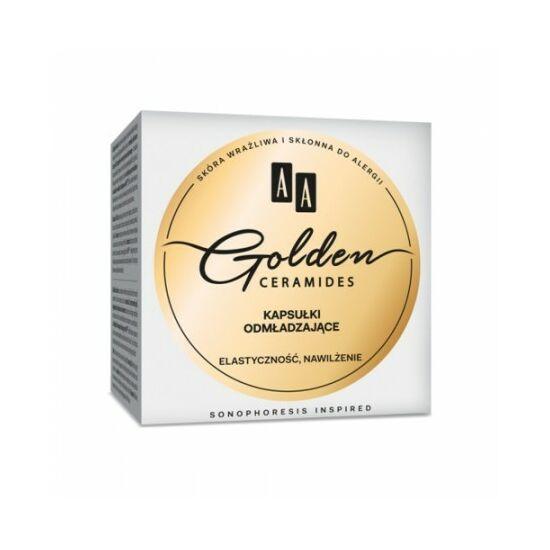 AA Golden Ceramides Fiatalító kapszulák (30 db)