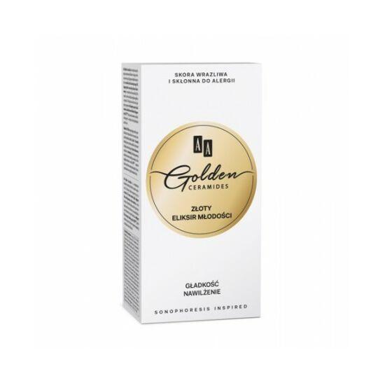 AA Golden Ceramides Fiatalító arany elixír (15 ml)