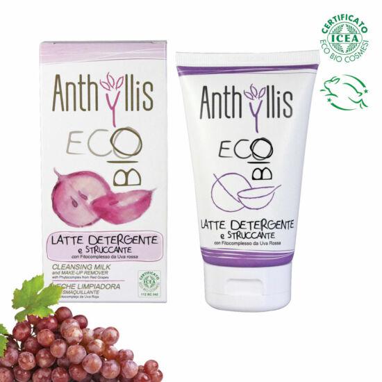 Anthyllis arctisztító és sminklemosó tej