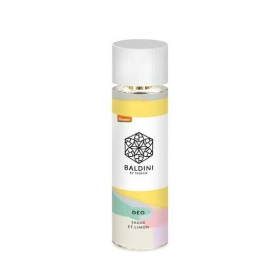 Baldini Bio zsálya-citrom deo (70 ml)