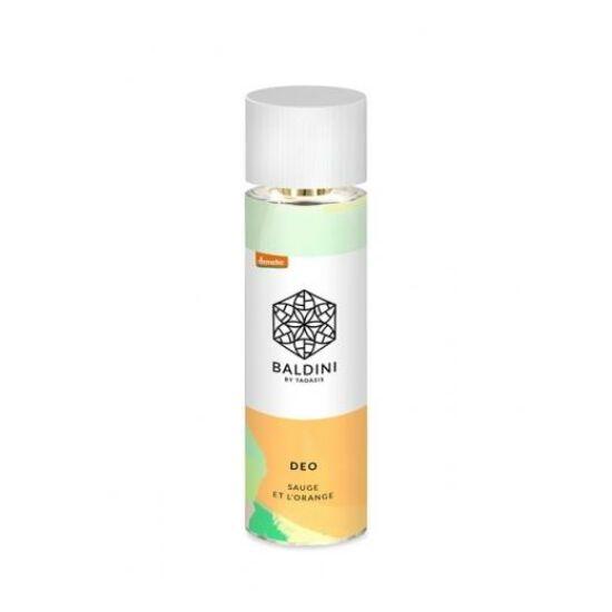 Baldini Bio zsálya-narancs deo (10 ml)