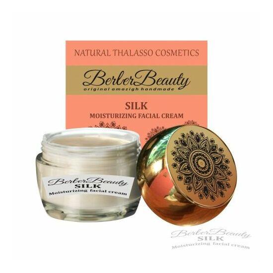 Berber Beauty Silk hidratáló arcrém