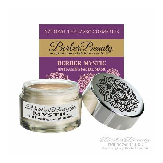 Berber Beauty Mystic regeneráló anti-aging arcmaszk