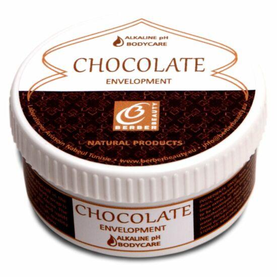Berber Beauty Csokoládés agyagpakolás