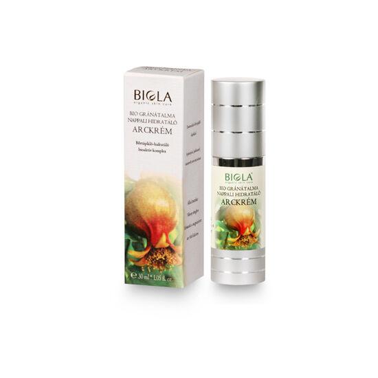 Biola Bio gránátalma nappali hidratáló arckrém
