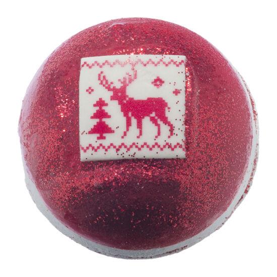 Bomb Cosmetics Karácsonysziget fürdőbomba (160 g)