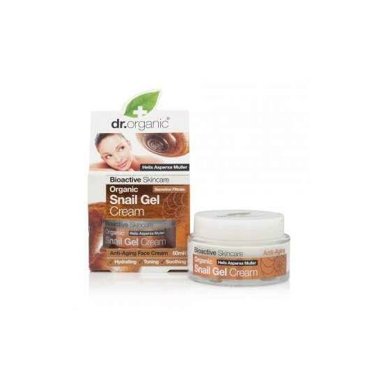 Dr. Organic Bioaktív csigagél arckrém (50 ml)