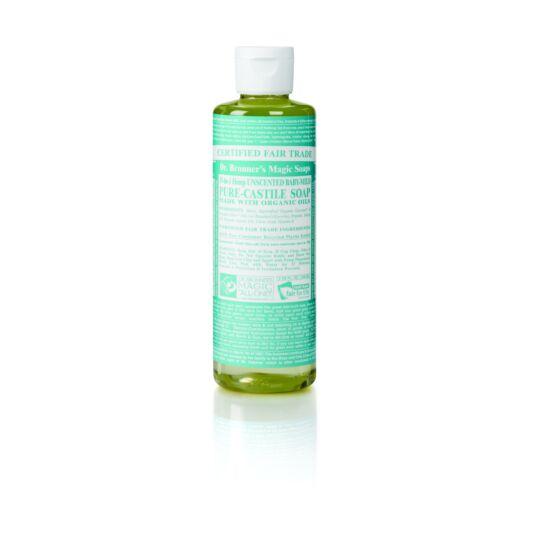 Dr. Bronner's Illatmentes Lágy folyékony szappan koncentrátum