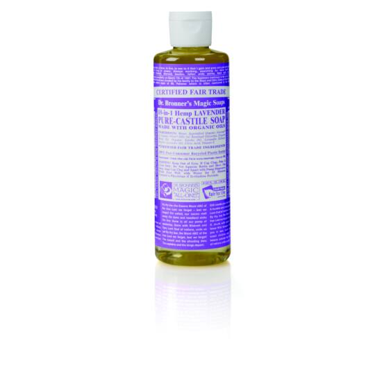 Dr. Bronner's Levendula folyékony szappan koncentrátum