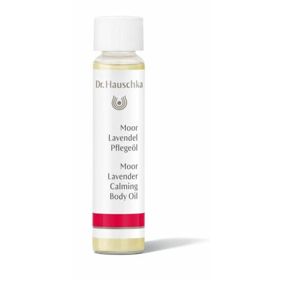 Dr. Hauschka Tőzeg-levendula ápoló olaj próba (10 ml)