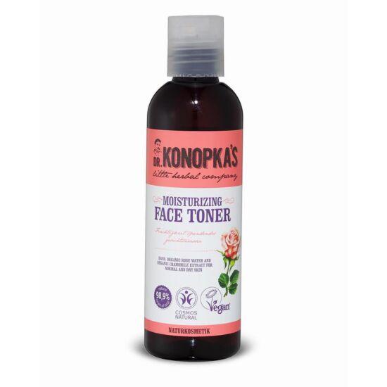 Dr.Konopka's Hidratáló arctonik (200 ml)