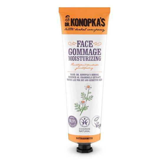 Dr.Konopka's Hidratáló krémes bőrradír (75 ml)