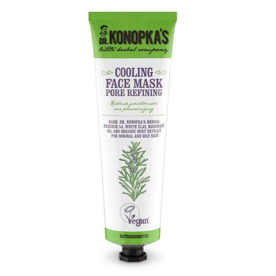 Dr.Konopka's Hűsítő pórusösszehúzó arcpakolás (75 ml)