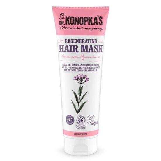 Dr.Konopka's Regeneráló hajpakolás (200 ml)