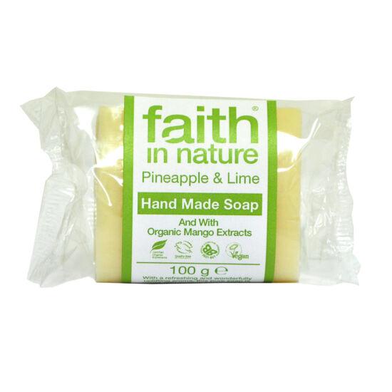 Faith in Nature ananász-lime szappan