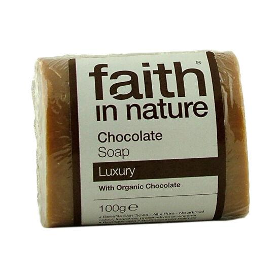 Faith in Nature Bio kakaó szappan