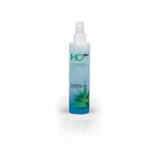 HC+ kétfázisú regeneráló spray vegyileg kezelt és száraz hajra