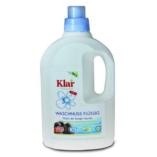 Klar ÖKO-szenzitív folyékony mosódió - 50 mosásra