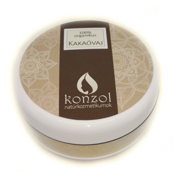 Konzol Kakaóvaj, organikus (30 ml)