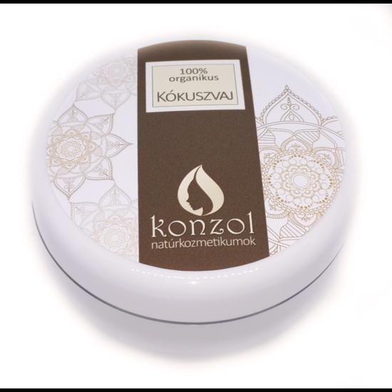 Konzol Kókuszvaj, organikus (100 ml)