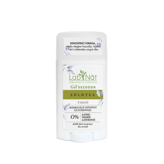 Labnat Bio gél dezodor (stift) - Zöld tea (50 ml)