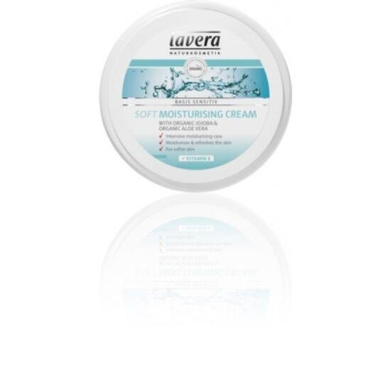 Lavera BASIS Sensitive lágy hidratáló krém (150 g)