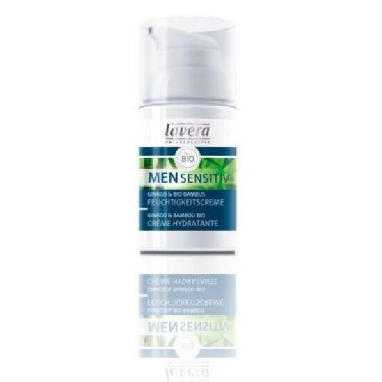 Lavera MEN SENSITIVE bőrtápláló hidratáló arckrém (30 ml)