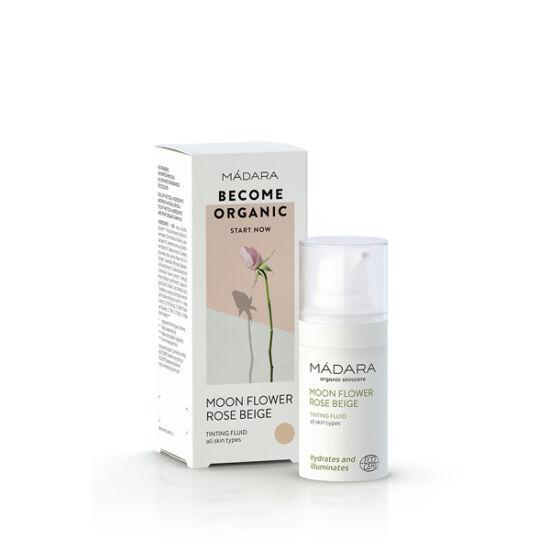 Mádara Színezett folyékony hidratáló - rose beige 15 ml