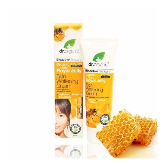 Dr. Organic Bio méhpempő bőrfolt-halványító krém