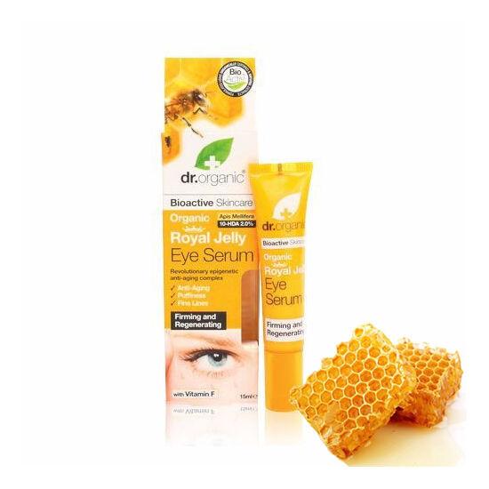 Dr. Organic Bio méhpempő szemkörnyék ápoló