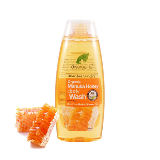 Dr. Organic Bio manuka méz tusfürdő