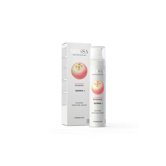 Mossa Derma+ Bőrnyugtató hidratáló krém (50 ml)
