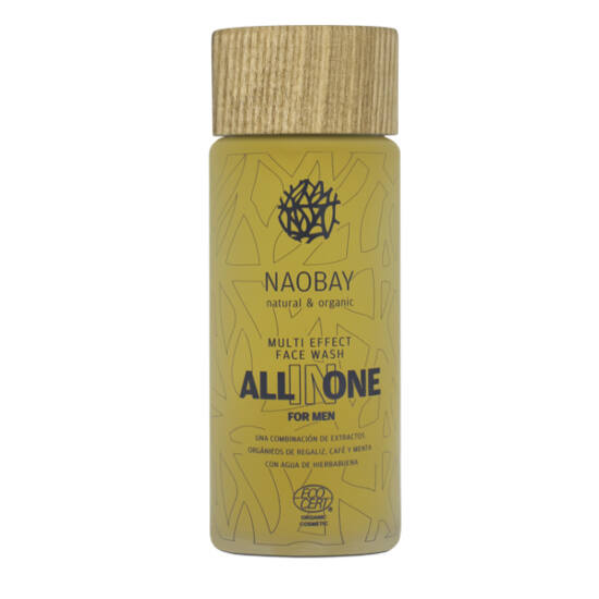NAOBAY ALL-IN-ONE Férfi arclemosó (100 ml)