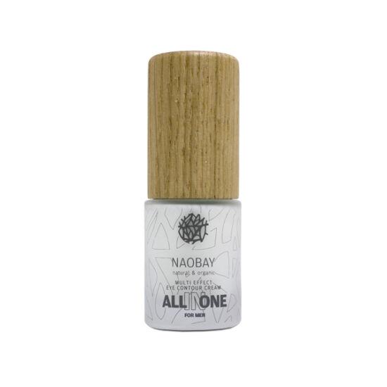 NAOBAY ALL-IN-ONE Férfi Szemkontúrkrém (15 ml)