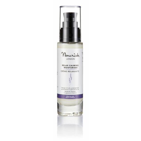 Nourish Relax Nyugtató hidratáló krém - érzékeny, irritált bőrre