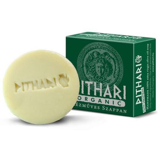 Pithari Organic Frissítő citrus szappan (indiai citromfű)