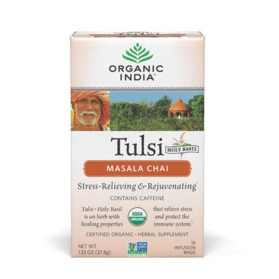 Tulsi filteres tea - Tulsi Masala Chai (18 db)