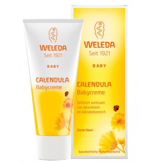 Weleda Calendula pelenkakiütés elleni baba krém 75ml