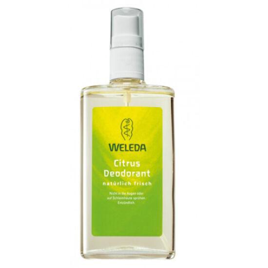 Weleda Citrus frissítő spray 100ml