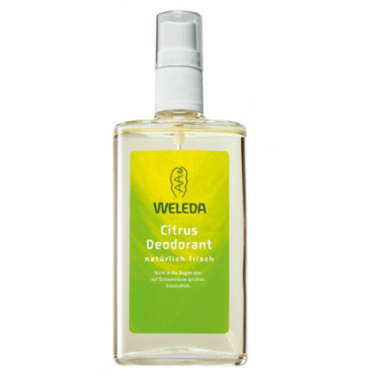 Weleda Citrus frissítő spray 100ml