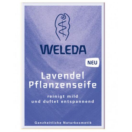 Weleda Levendula szappan 100g