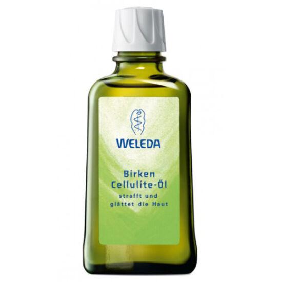 Weleda Nyírfa cellulit olaj 100ml