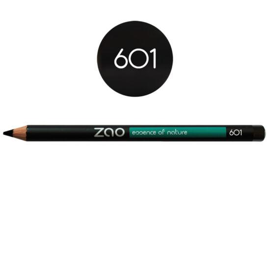 ZAO Szem- és szájkontúrceruza - 601 black