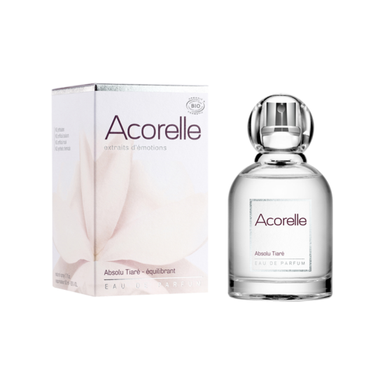 Acorelle Bio parfüm Királyi tiara - kiegyensúlyozó (50 ml)