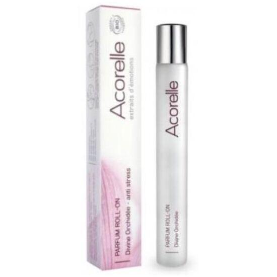 Acorelle Bio parfüm Roll-on Mennyei orchidea - ellazító (10 ml)