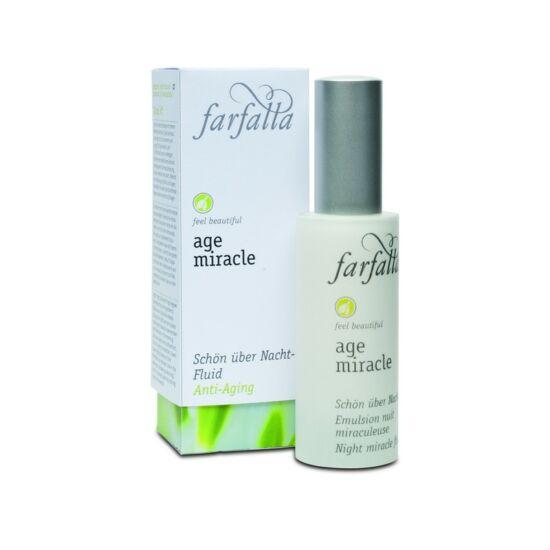 Farfalla Age Miracle éjszakai szépség szérum
