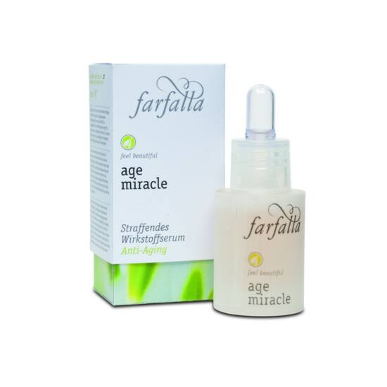 Farfalla Age Miracle feszesítő szérum
