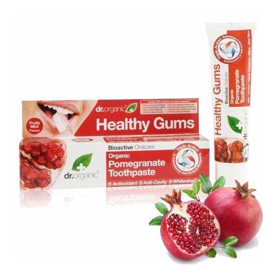 Dr. Organic Bio gránátalma fogkrém